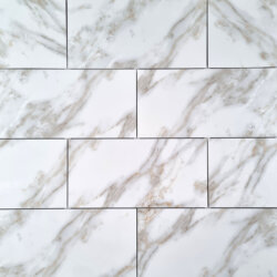 Firm White 30x60cm Gloss Porcelain Tiles