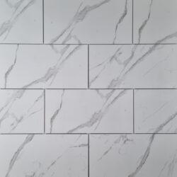 Aerial White 30x60cm Porcelain Gloss Tile