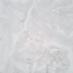 Bold White Onyx Gloss Porcelain 60x60cm Tiles