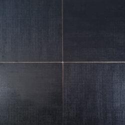 Midnight Black Lappato 60X60cm Porcelain Kitchen Bathroom Wall Floor Tiles
