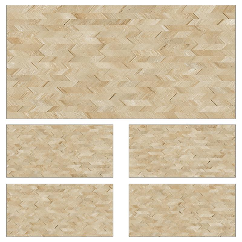 ORCHIS WOOD BEIGE-GLOSSY