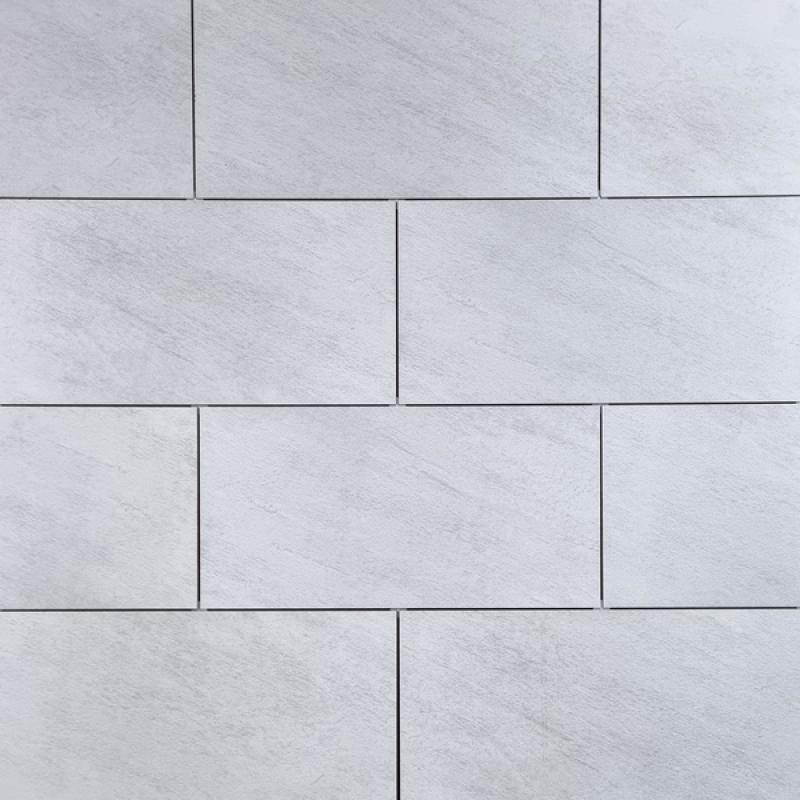 Chalk White Marble Effect Porcelain 30X60cm Tile